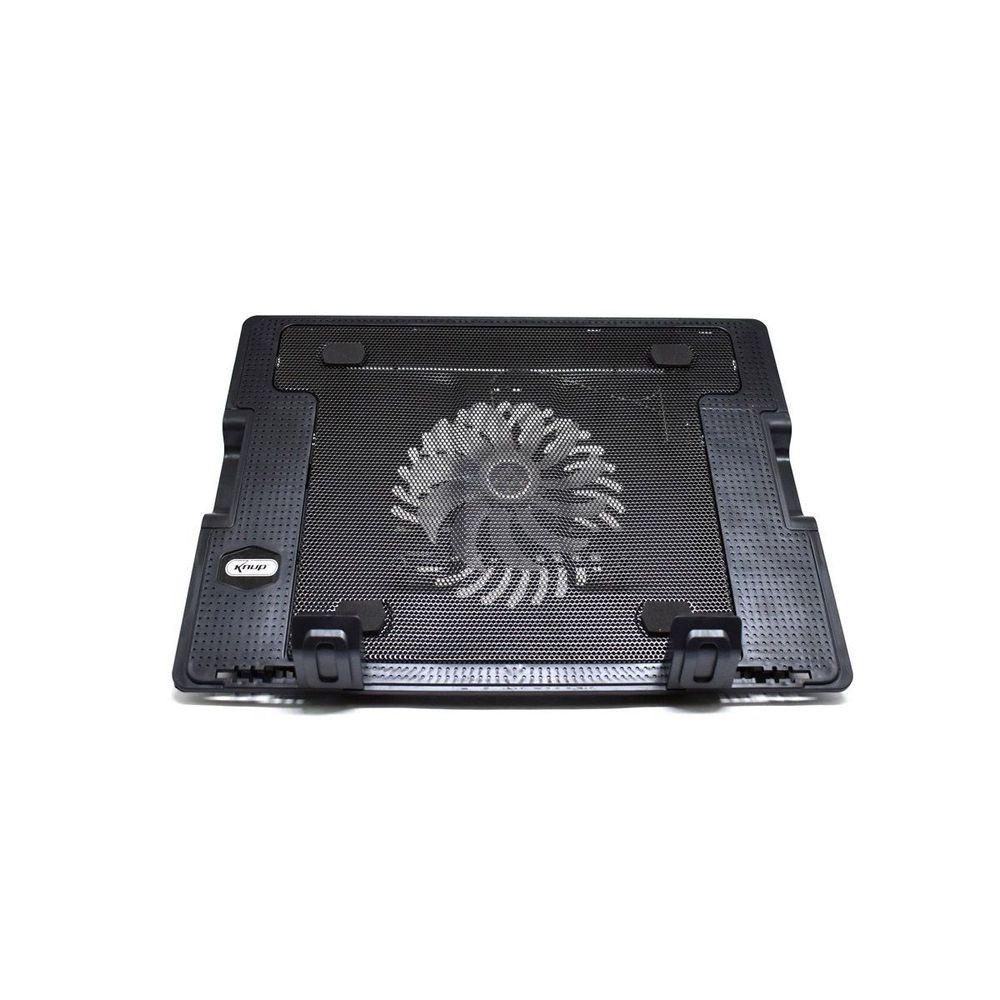 Base Suporte Para Notebook Cooler E Iluminação Kp-9013