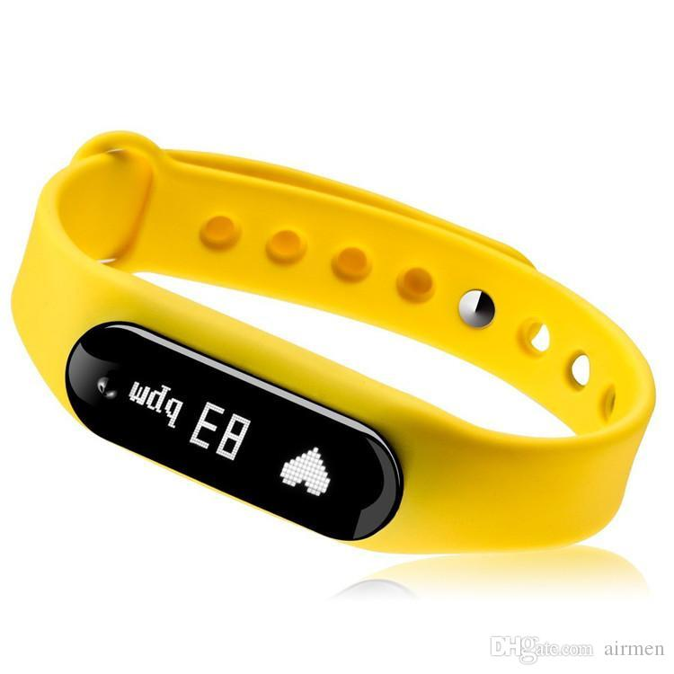 C6 Smart Bracelete Monitor de frequência cardíaca