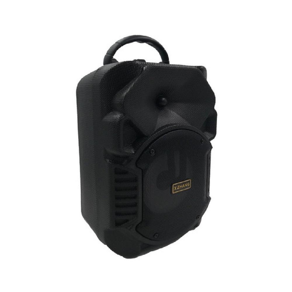 Caixa De Som C/ Led Bluetooth Portátil Com Microfone Cs-30