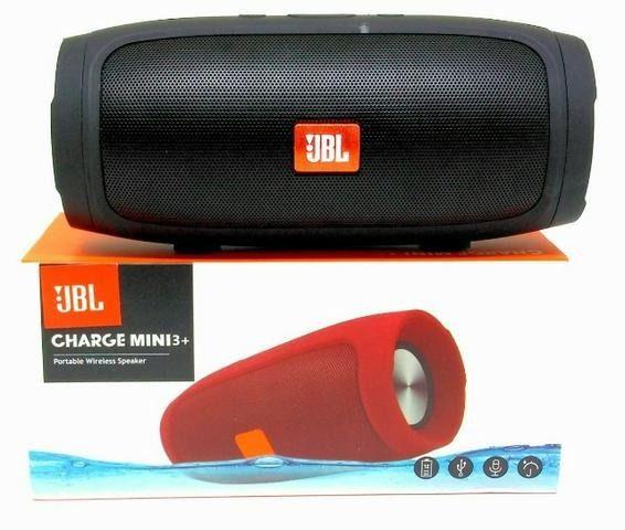 Caixa De Som Bluetooth JBL Charge 3 Mini