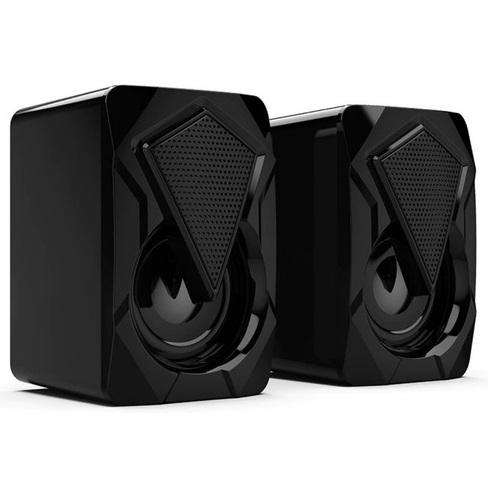 Caixa De Som Para Pc/notebook 6w Kp-ro800 - Knup