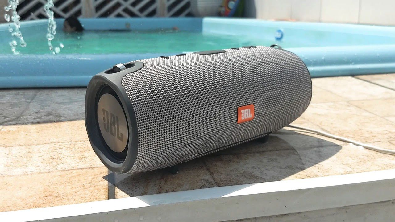 Caixa Xtreme Bluetooth Speaker Portátil 1° linha
