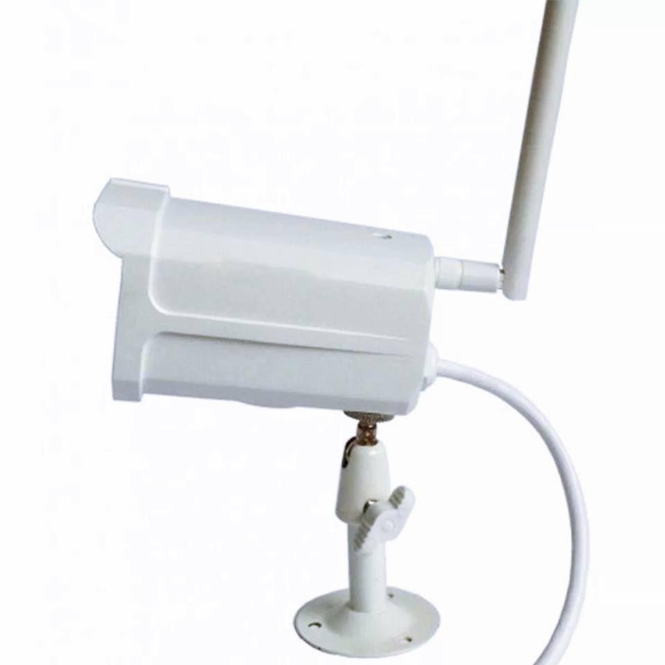 Câmera Wi-fi Ip Externa  Resistente a Chuva e Sol