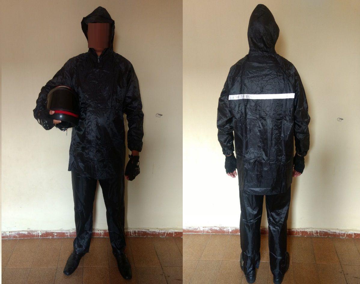 Capa de chuva para motoqueiro WL105