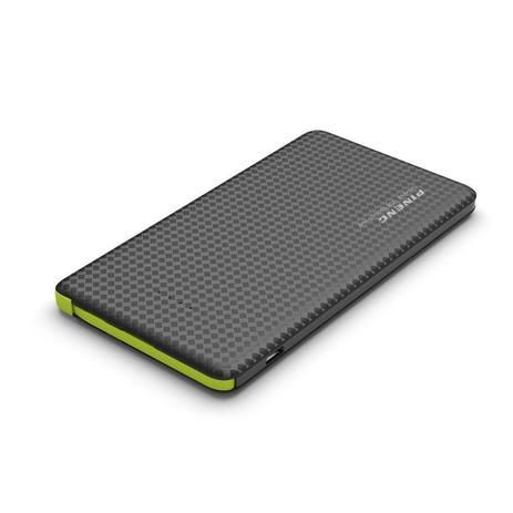 Carregador Portátil Power Bank 5.000mah Android E Ios