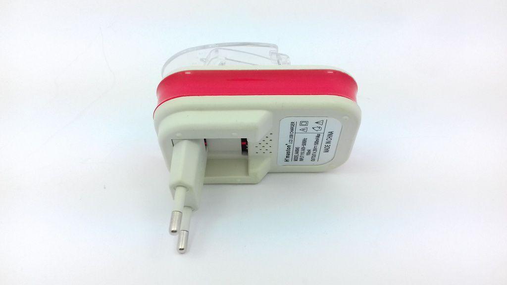 Carregador Universal H-maston para todos os tipos de Baterias de Lítioh