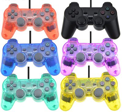 Controle Playstation 2 Ps2 Dualshock 2