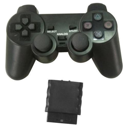 Controle Compatível com PS2 sem fio Snoy Joystick 2.4G
