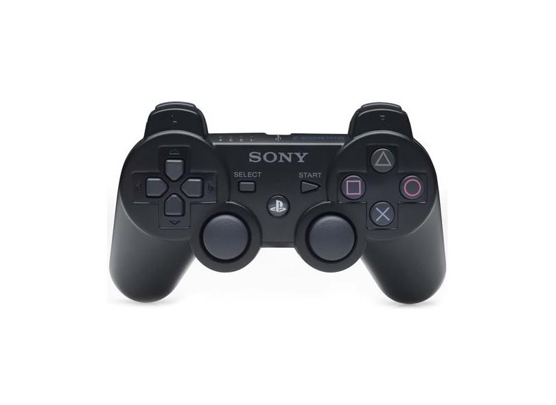 Controle Compatível com PS3 Dual Shock