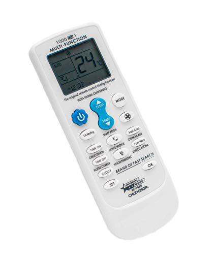 Controle Remoto Universal para Ar Condicionado 1000 em 1 Home Easy ac-188s