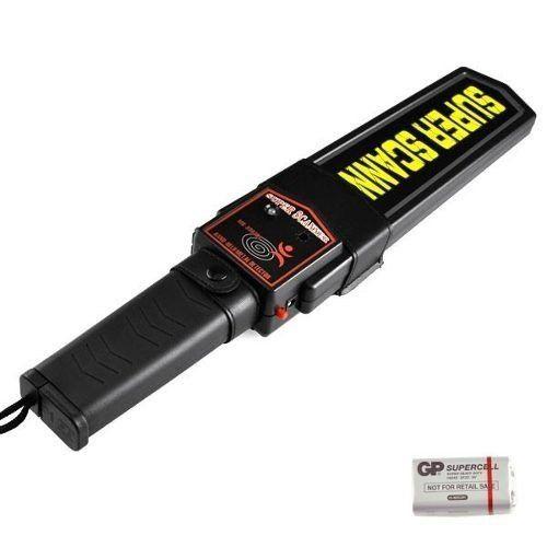 Detector de Metal Super Scanner MD-3003/B1