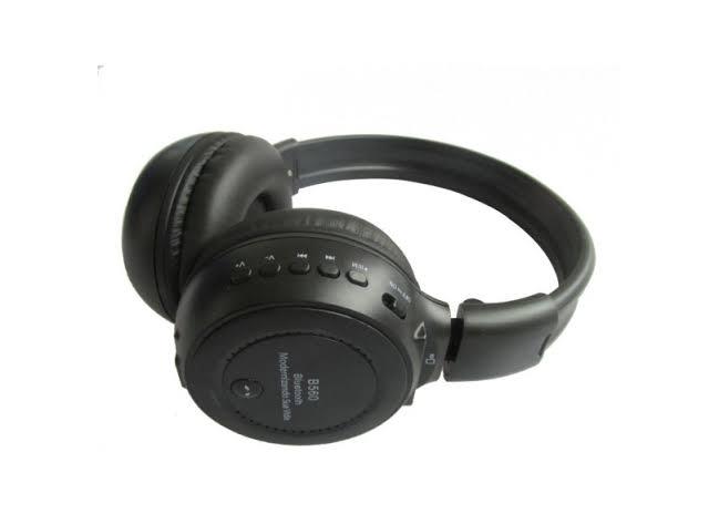 Fone Bluetooth Sem Fio Favix B560 Original Radio Fm Stereo Alta Qualidade