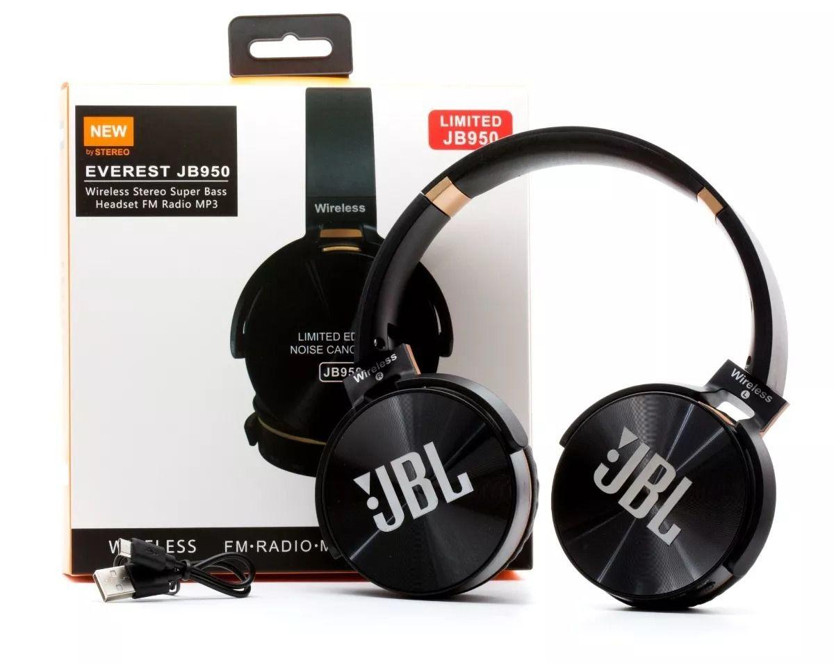 Fone  Bluetooth Super Woofer ( JB-950) Premium