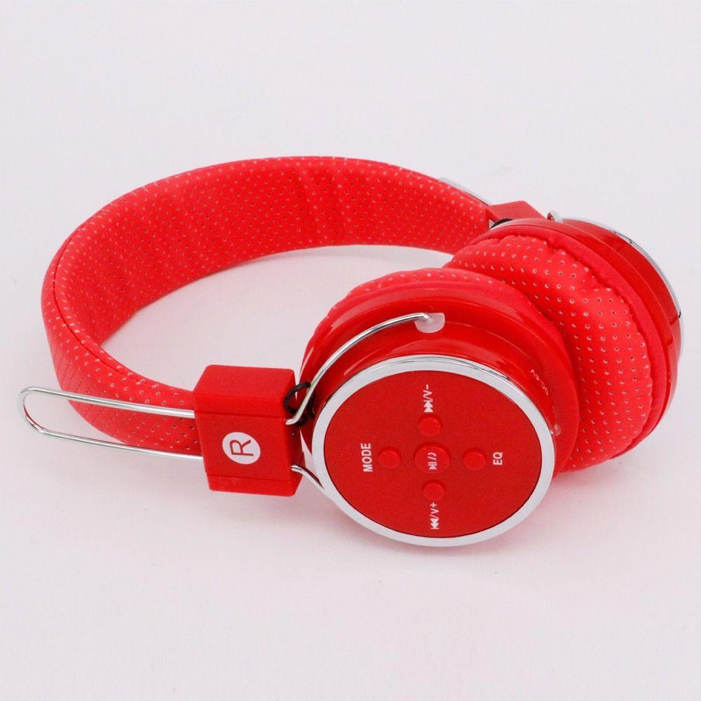 Fone De Ouvido Bluetooth Sd Stereo Universal B-05
