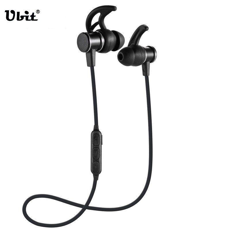 Fone De Ouvido Bluetooth SLS-100 Com Microfone Para IOS e Android