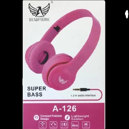Fone de Ouvido Headphone Altomex A-126