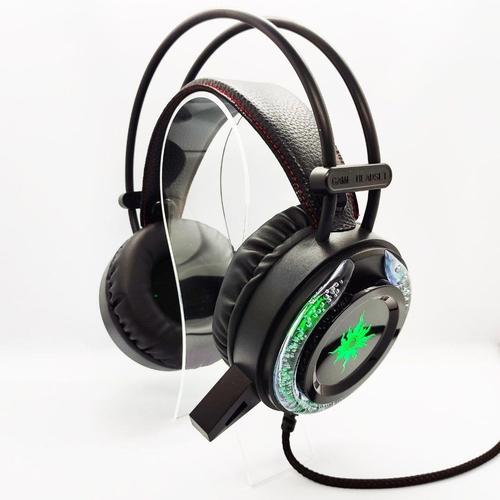 Fone De Ouvido Headset P2/usb Gamer Iluminado Ej-009