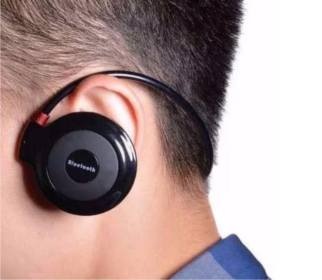 Fone de Ouvido Mini 503  Headset Bluetooth
