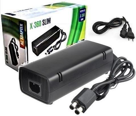 Fonte Xbox 360 Slim  Bivolt 110v 220v 135w