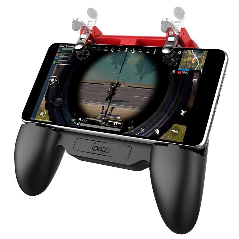 Gamepad Que Carrega e Refrigera seu Smartphone Ipega PG-9123