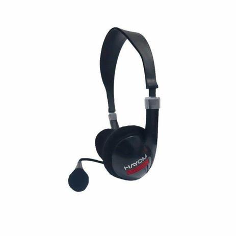 Headset Fone De Ouvido Com Microfone Home Office HF2211