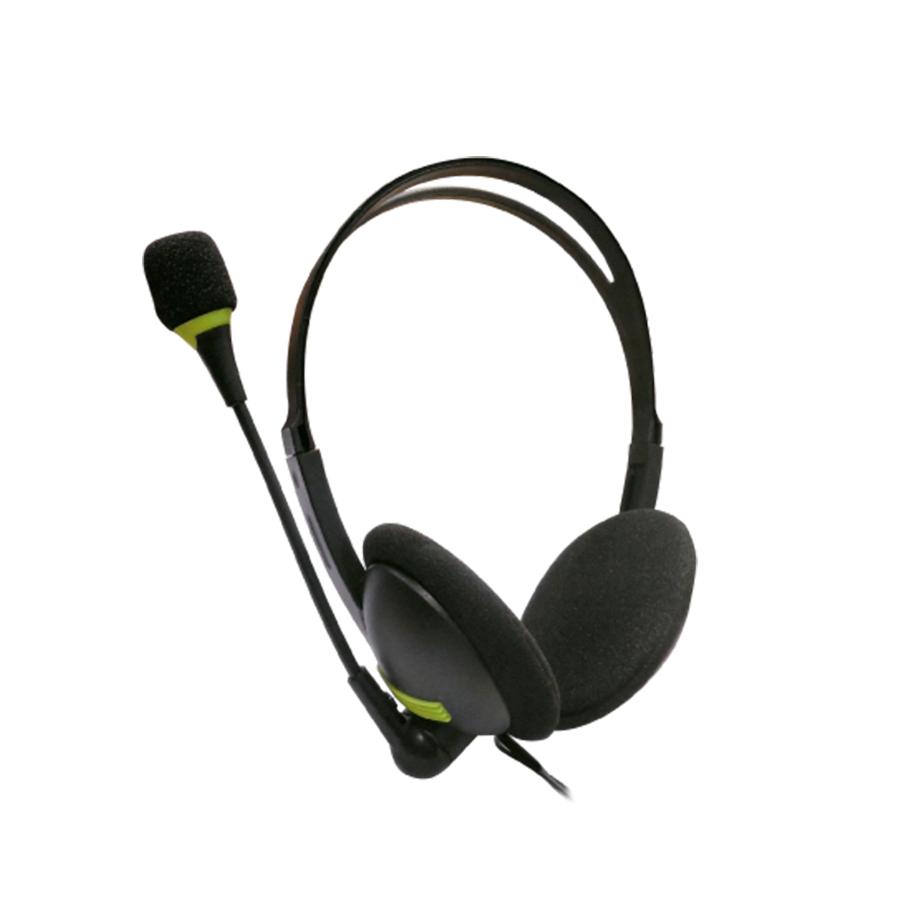 Headset Home Office P2 Hf2212 Para Pc - Hayom