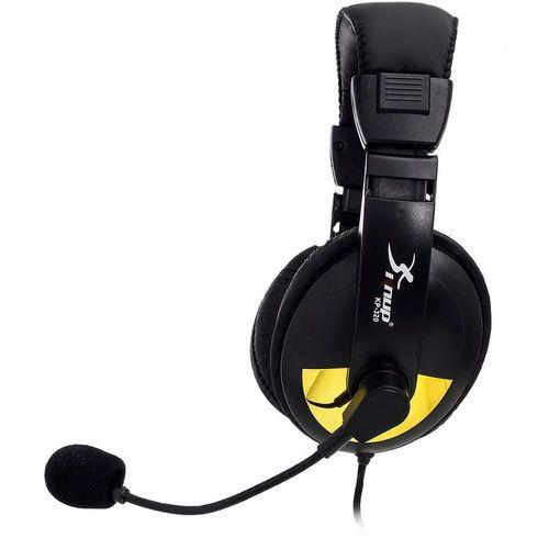 Headset Gamer Kp-320 Com Microfone