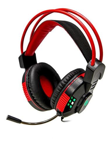 Headset Gamer Pro  HF2207 Com Microfone e LED