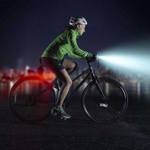 Kit Lanterna e Pisca de Segurança para Bicicleta MO-T0705