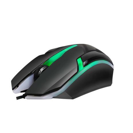 Mouse Gamer Para Jogo PC Com LED Rgb 1000dpi - MU2908
