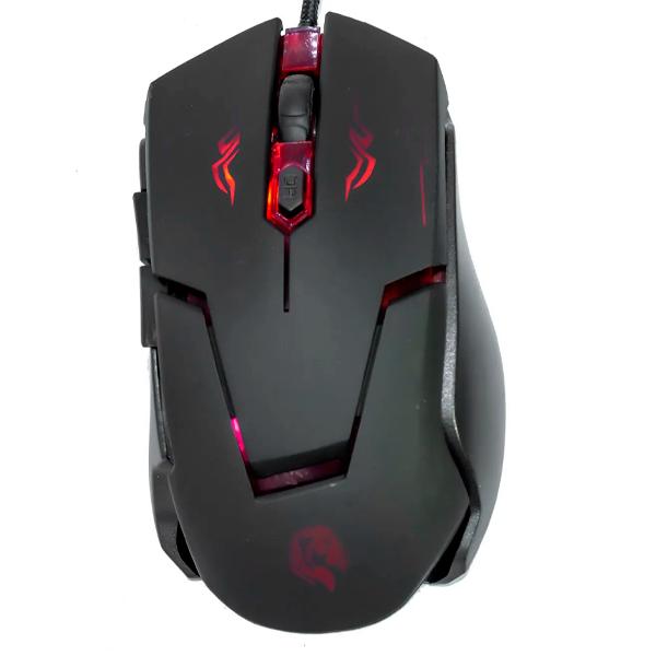 Mouse Gamer Hayom Com LED - MU2910