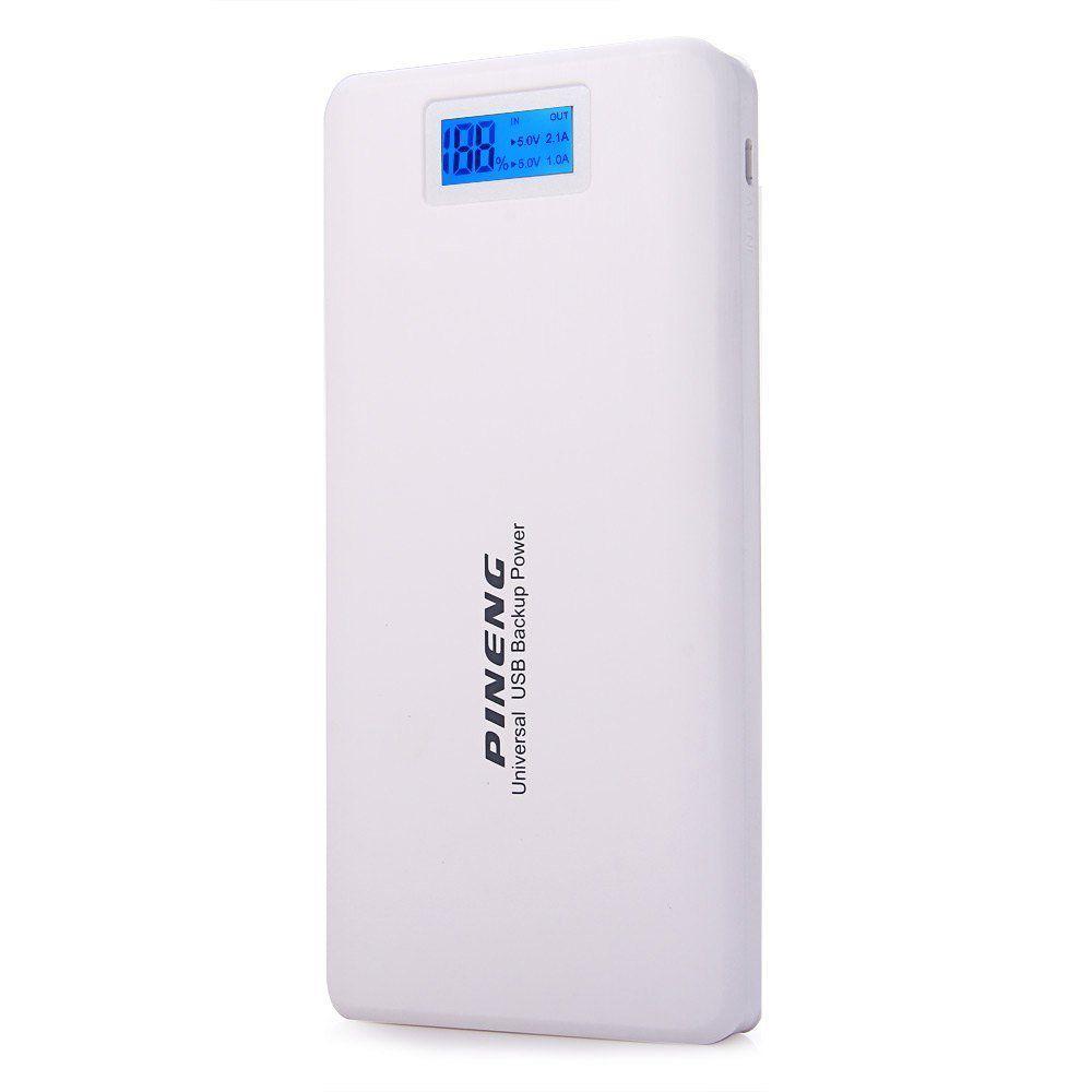 Power Bank - Carregador Portátil Pineng 20.000 Mah - Pn-999
