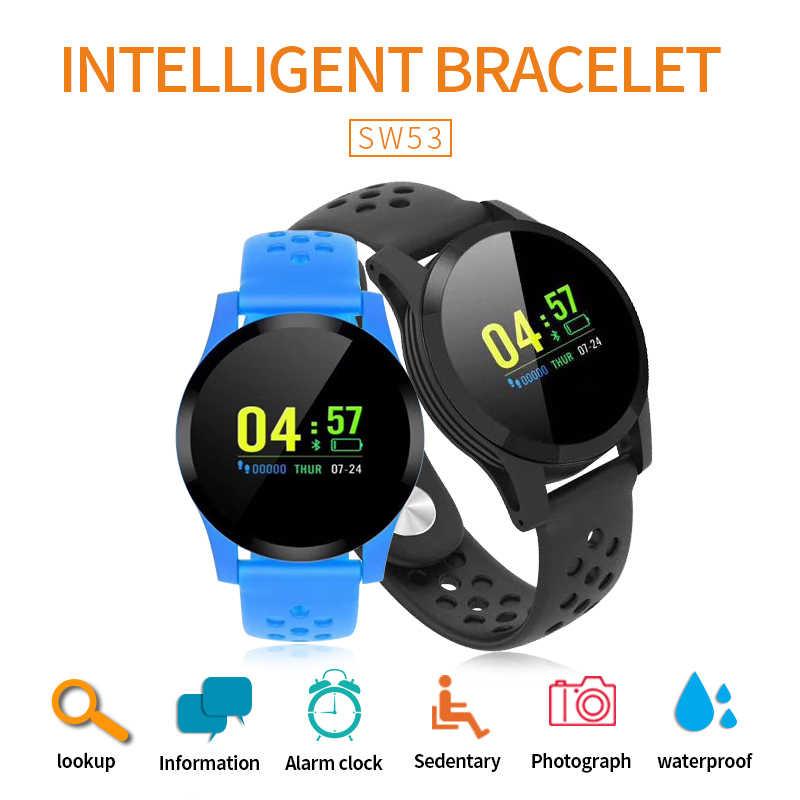 Pulseira Inteligente Fitness SW53
