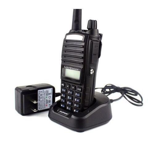 Rádio Comunicador Baofeng Uv-82 Dual Band Rádio Fm + Fone