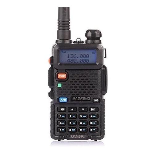 Radio Comunicador Dual Band Baofeng Uv-5r Vhf Uhf
