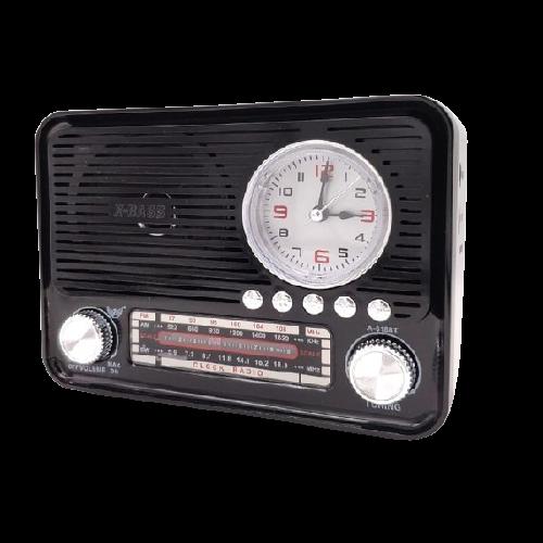 Rádio fm/am/sw/usb/tf/aux/receptor de 3 faixas  MO-788T