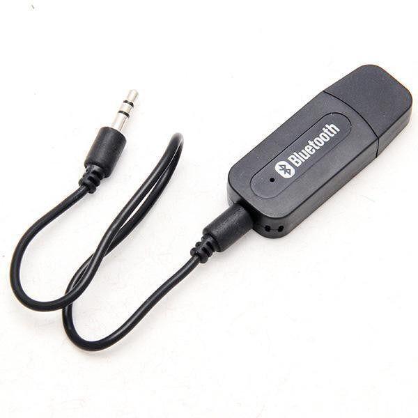 Receptor Bluetooth Usb Áudio Stereo P2 Músicas