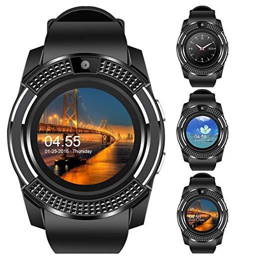 Relógio Smart Inteligente V8 Bluetooth Touch Screen