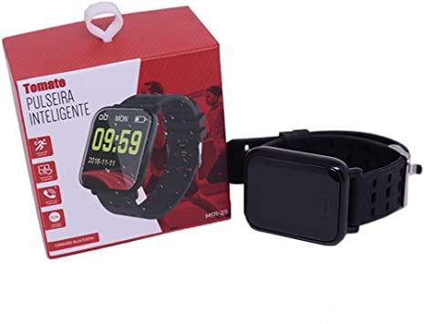 Relógio Smartwatch Bluetooth Tomate MTR-23