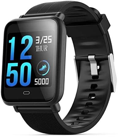Relógio Smartwatch Q9 Cardíaco Pressão Ip67 Saúde + Pulseira extra Peto/Preto