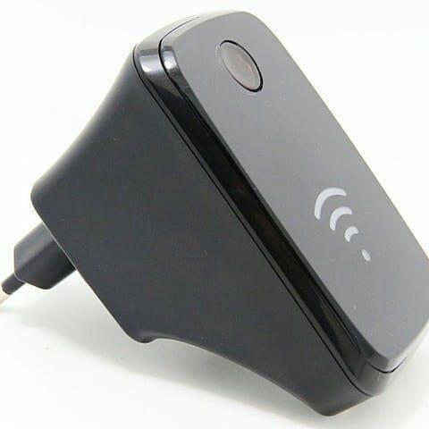 Repetidor de sinal WI-FI UNT-02 Parede-plug 300 Mbps