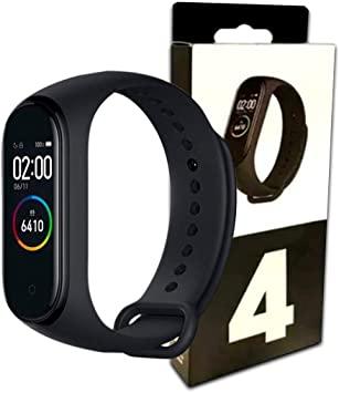 Smartband M4 Smartwatch frequencia cardíaca