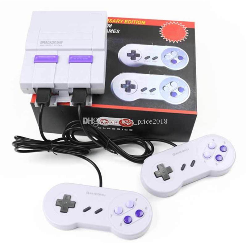 Super Mini Game SFC Retrô 660 Jogos 2 Controles