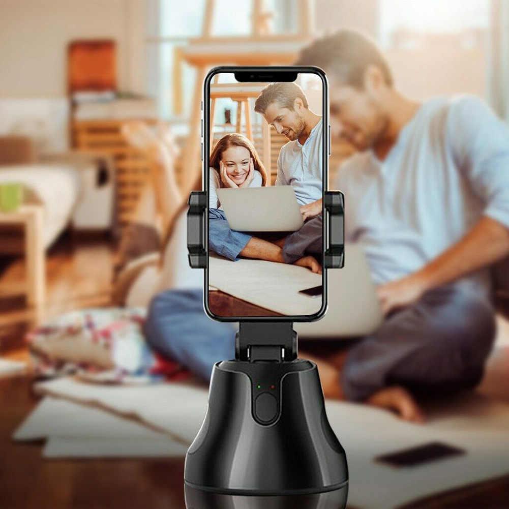 Suporte Inteligente 360 Para Celular Rastreamento De Rosto VM-S64
