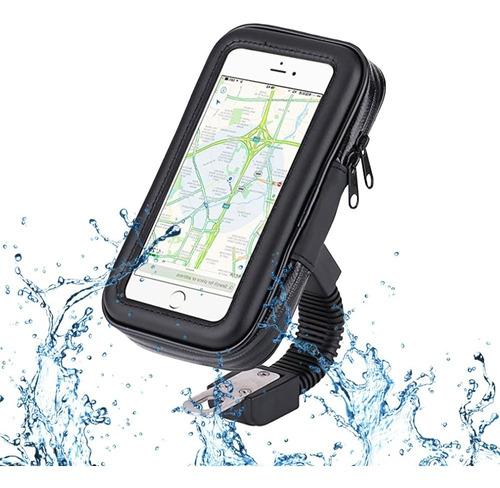 Suporte Para Celular Moto à prova d'água 6,3 polegadas MTC6.3