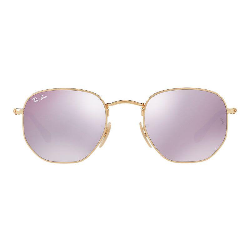 eb1c135831684 Óculos de Sol Ray Ban Hexagonal RB 3548N 001 8O - Ótica Store