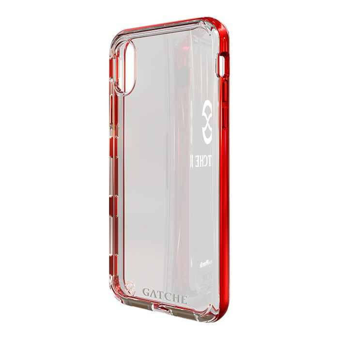 Capa iPhone XR Gatche Red
