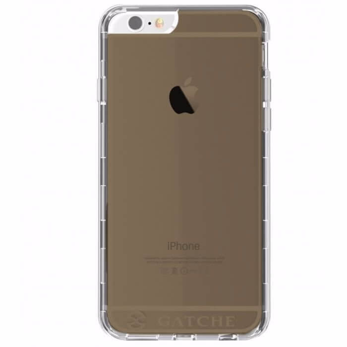 Capa iPhone 6s Gatche Chrome