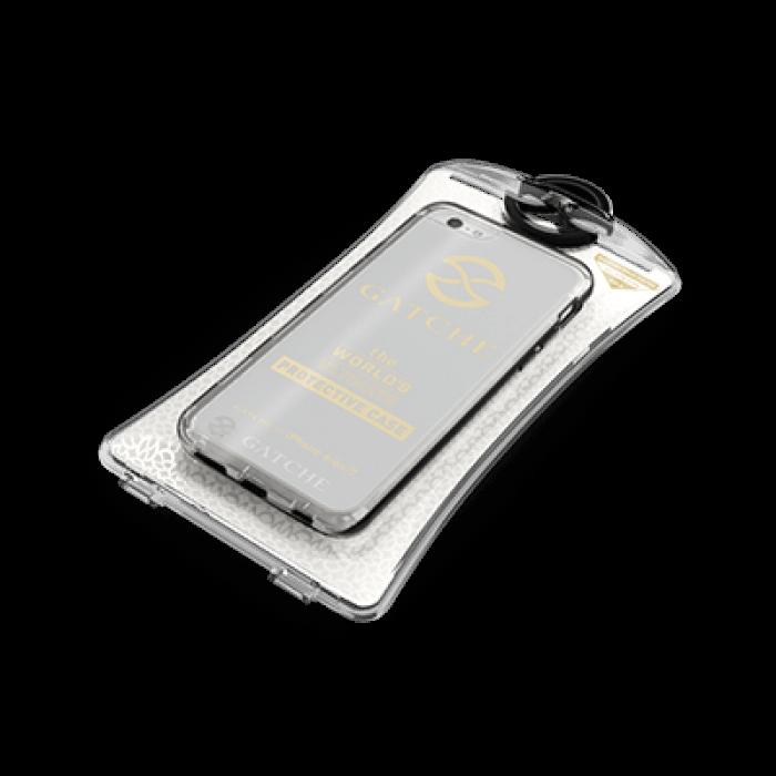 Capa iPhone 7 Gatche Jet Black
