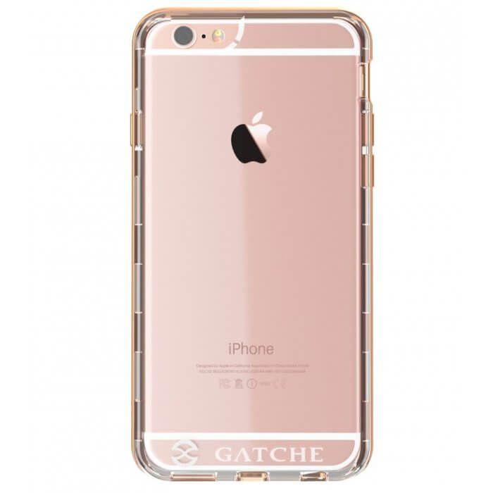 Capa iPhone 8 PLUS Gatche Rose